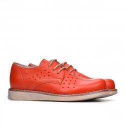Children shoes 173 orange
