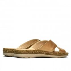 Women sandals 5068 golden