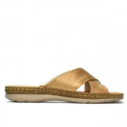 Women sandals 5068 golden
