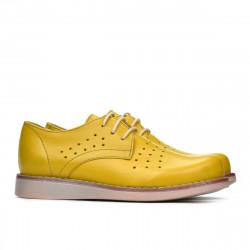 Children shoes 173 yellow