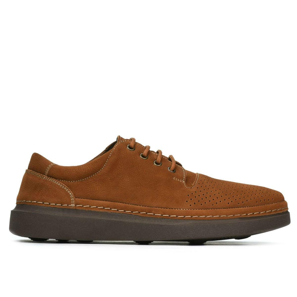 disponibilitate Marea Britanie destul de frumos ieftin Pantofi casual/sport barbati 901 bufo brown. Natural leather. - Marelbo