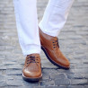 Pantofi casual barbati 836 maro lifestyle
