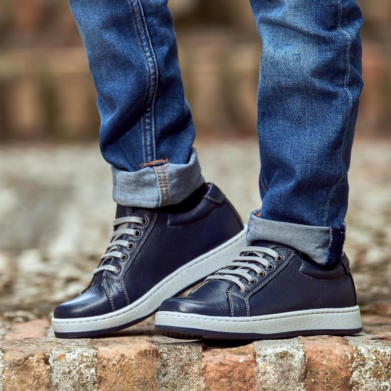 Pantofi copii 167 indigo lifestyle