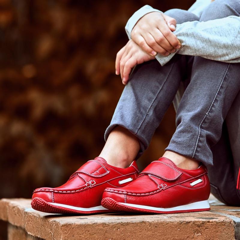 Pantofi copii 172 rosu lifestyle