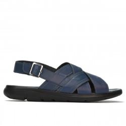 Men sandals 346 indigo