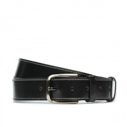 Men belt 36bc black