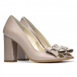 Sandale dama 1271 capucino sidef