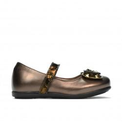 Pantofi copii mici 67c maro sidef combinat