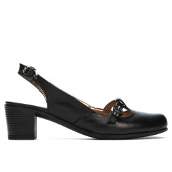 Women sandals 6016 black