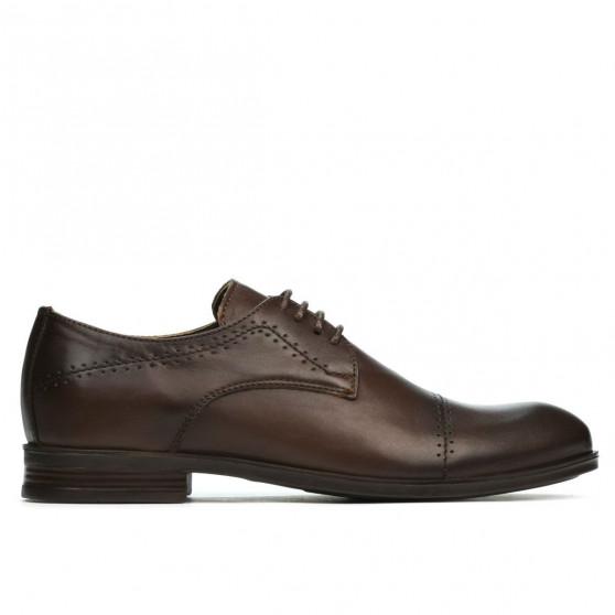 Pantofi eleganti adolescenti 396 a cafe