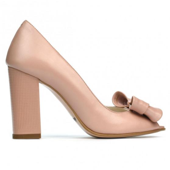 Sandale dama 1271 pudra sidef