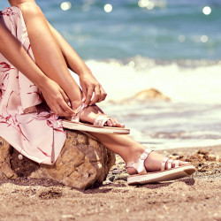 Sandale dama 5067 auriu