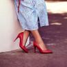 Pantofi eleganti dama 1234 rosu - lifestyle