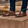 Pantofi eleganti barbati 896 a cafe