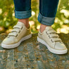 Pantofi sport barbati 893sc bej scai lifestyle