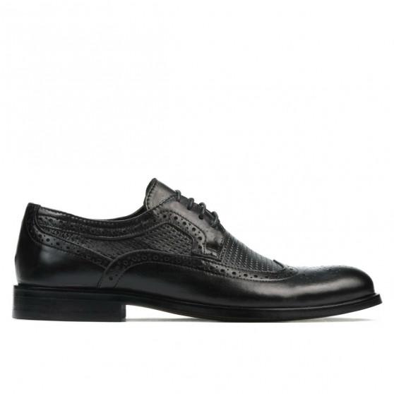 Pantofi eleganti barbati 904 negru