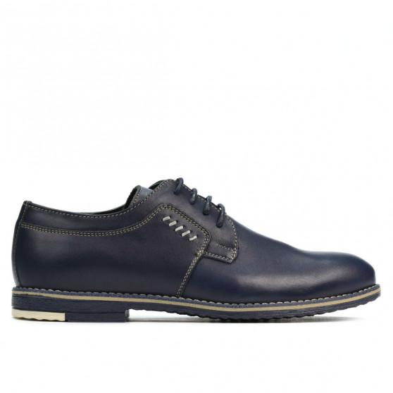 Pantofi eleganti adolescenti 375 indigo