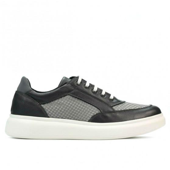 Pantofi casual/sport barbati 906 gray combined