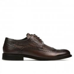 Men stylish, elegant shoes 904 a cafe