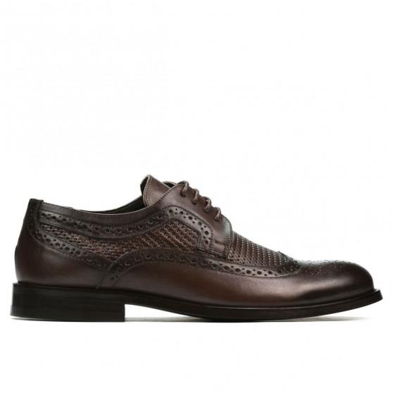 Pantofi eleganti barbati 904 a cafe