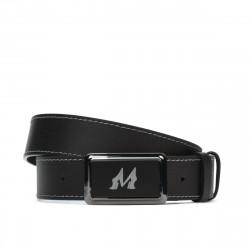 Men belt 38bc black