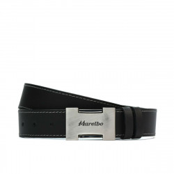 Men belt 39bc black