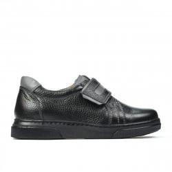 Pantofi copii 2004 negru+gri