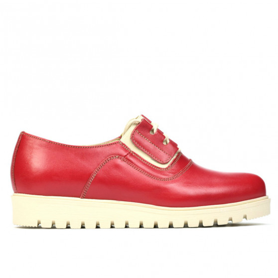 Women casual shoes 6018 ginger