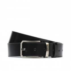 Men belt 40b black