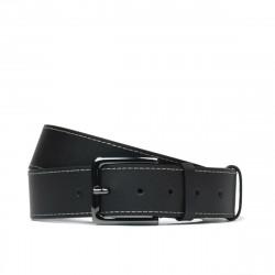 Men belt 41bc black