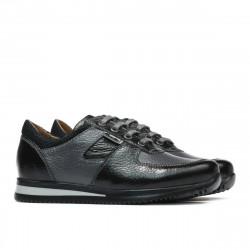 Children shoes 2002 black+gray