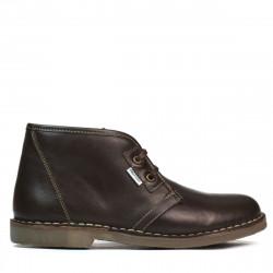 Women boots 7101 cafe