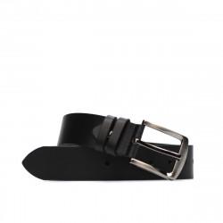 Men belt / women 01b black
