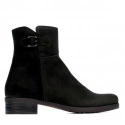 Women boots 3284 bufo black