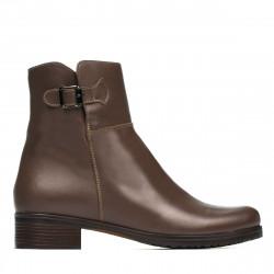 Women boots 3284 cappuccino