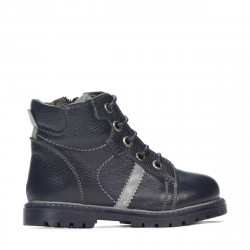 Small children boots 102c indigo combined