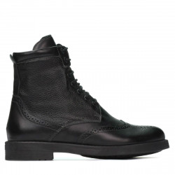 Men boots 4112-1 black