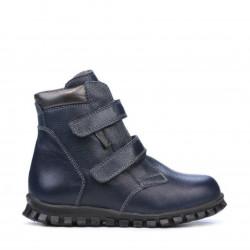 Small children boots 32c indigo combined