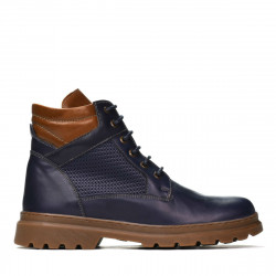 Men boots 4119 indigo combined