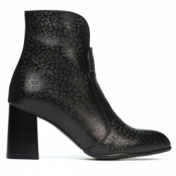 Women boots 1178 black elit
