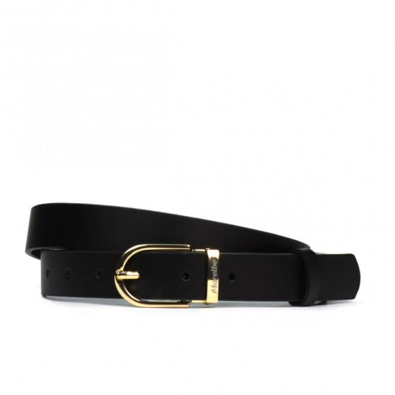 Women belt 15m black