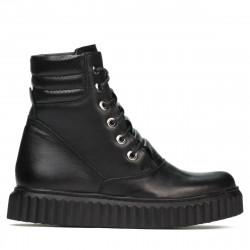 Women boots 3343 black