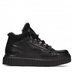 Women boots 3344 black
