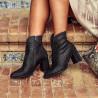 Women boots 1178 black elit