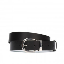 Women belt 16m black