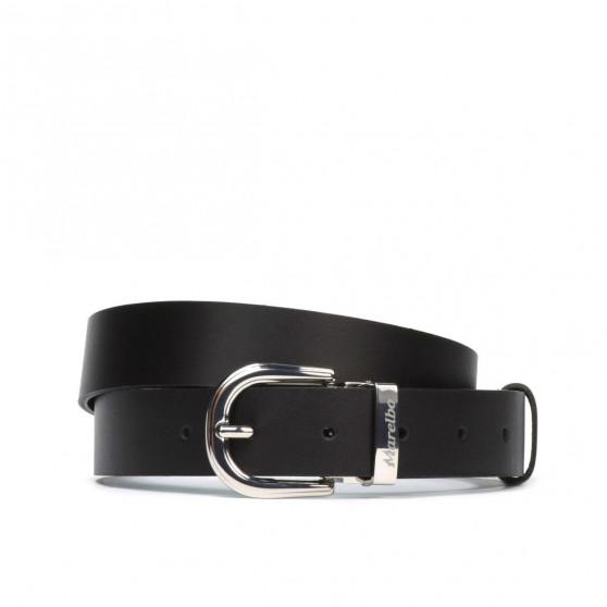 Women belt 16m black