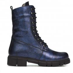 Women boots 3337-1 indigo pearl