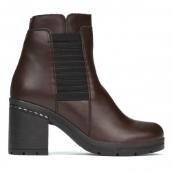 Women boots 3345 cafe
