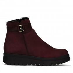 Women boots 3342 bufo bordo