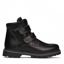 Teenagers boots 4002 black